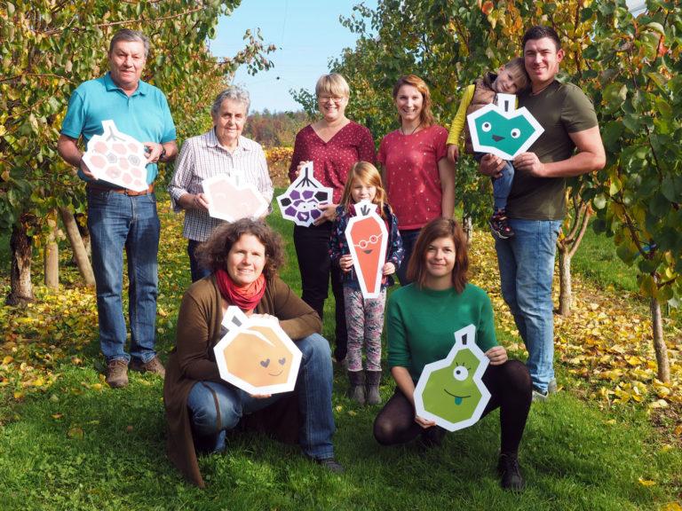 Obstbau Rosenberger Familie cardamom design relaunch